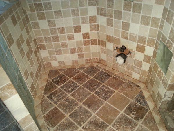 Gereinigde toiletruimte
